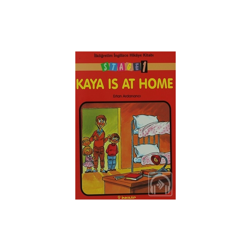 Kaya Is At Home Stage 1