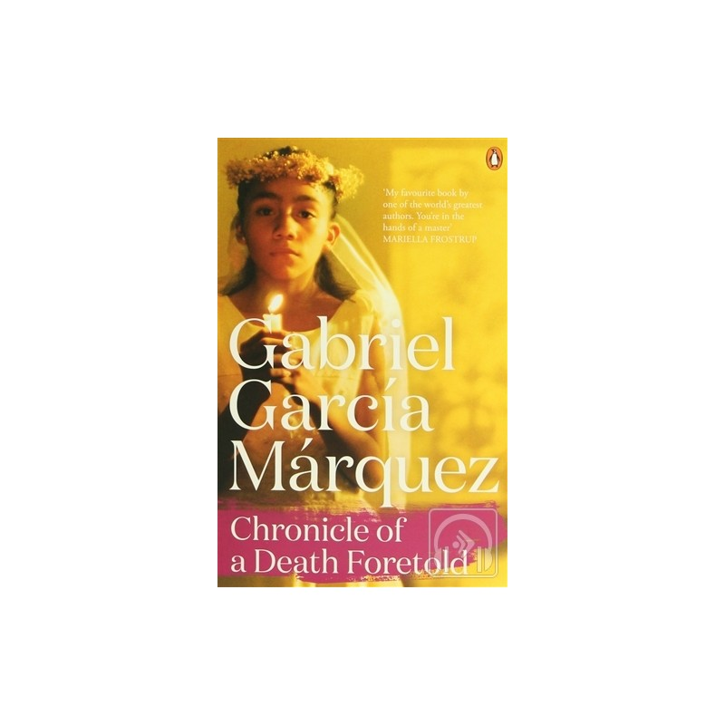 chronicles of a death foretold theme paper A summary of themes in gabriel garcía márquez's chronicle of a death foretold his courtship of angela demonstrates the rituals of latin american marriage culture he brings her a gift of a music box inlaid with mother-of-pearl for her birthday, and obtains everything his future bride asks for.