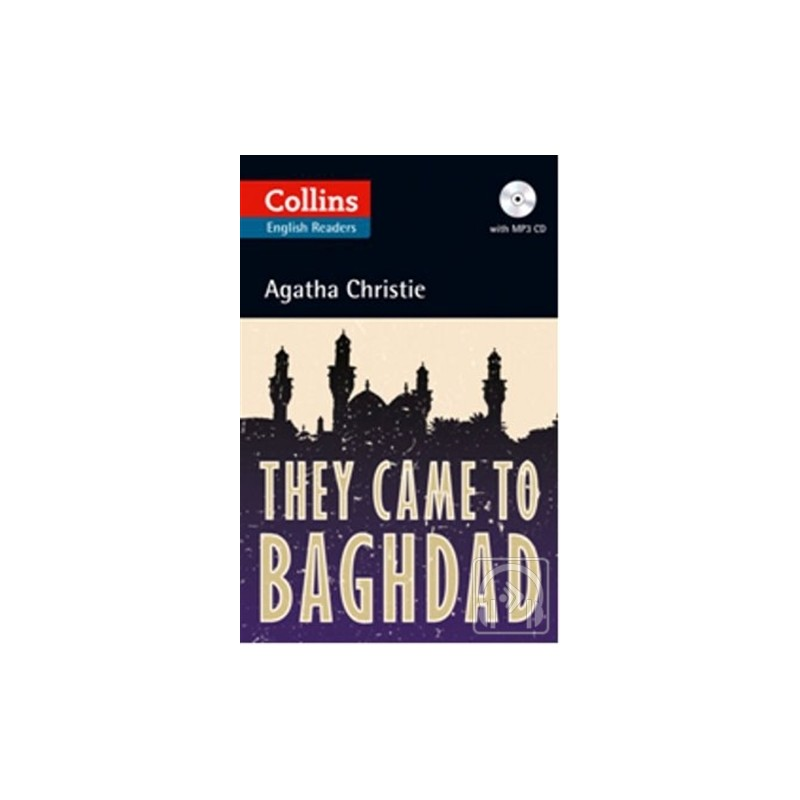 They Came to Baghdad   CD (Agatha Christie Readers)