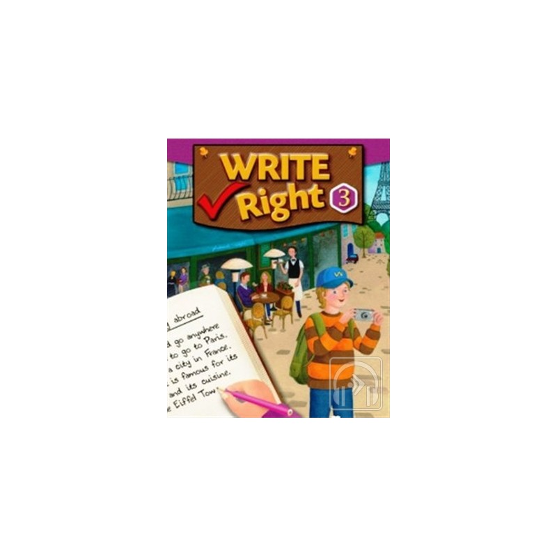Write Right 3 with Workbook