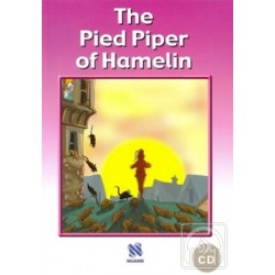 The Pied Piper of Hamelin  CD (RTR level-D)