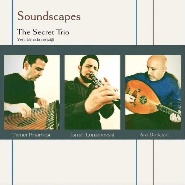The Secret Trio  - Soundscapes (Plak)