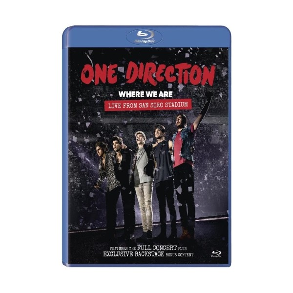 One Direction - Were We Are - Live From San Siro
