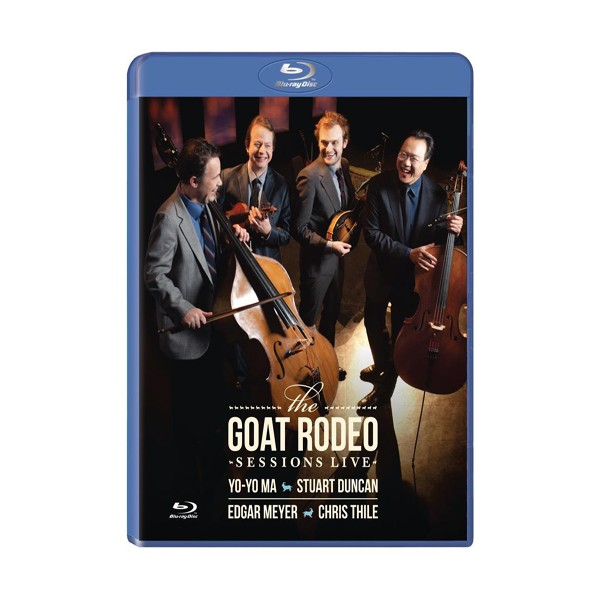 The Goat Rodeo - Yo-Yo Ma, Stuart Duncan, Edgar Meyer, Chris Thile
