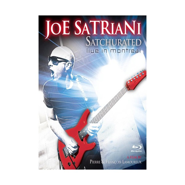 Joe Satriani - Satchurated : Live In Montreal