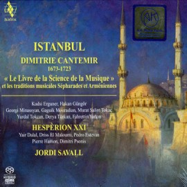 Dimitrie Candemir  - İstanbul