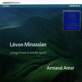 Levon Minassian - Songs From A World Apart