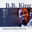 Forevergold  - B.B.King / The Thrill Is Gone