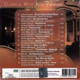 Classical Music From Vienna - Classical Music From Vienna