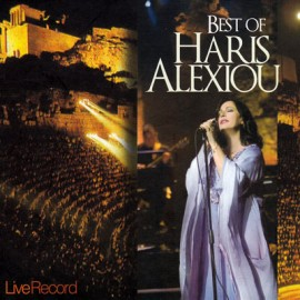 Haris Alexiou - Best Of Haris Alexiou (Kitap CD)