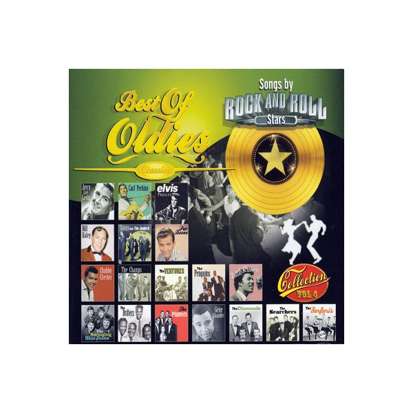 Best Of Oldies - 4 / Song By Rock And Roll Stars