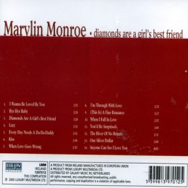 Marylin Monroe - Diamonds Are a Girls Best Friend