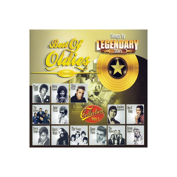 Best Of Oldies - 1 / Song By Legendary Stars
