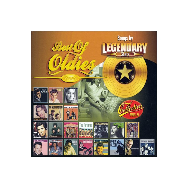 Best Of Oldies - 2 / Song By Legendary Stars