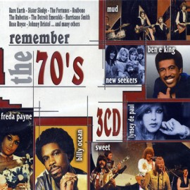 Remember The 70 - Remember The 70 3 cd