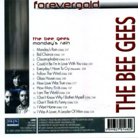 Forevergold - The Bee Gees Mondays - Rain