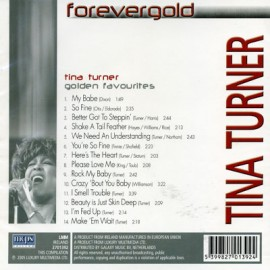 Forevergold - Tina Turner Golden Favourites