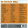 Bob Marley - The Best Of Bob Marley 3 Cd