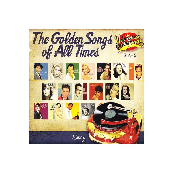 The Golden Songs - Of All Times Vol 3