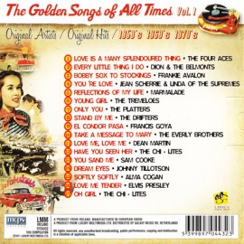 The Golden Songs - Of All Times Vol 1