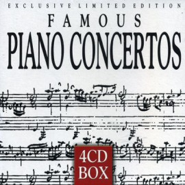 Exclusive Limited Edition - Famous Piano Concertos