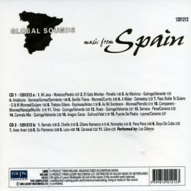 Global Sounds - Music From Spain