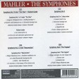 Exclusive Limited Edition - Mahler The Symphonies