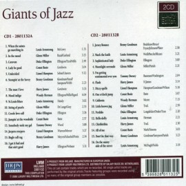 Varios Artists - Gaints Of Jazz