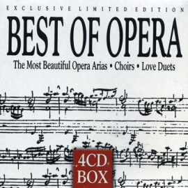 Exclusive Limited Edition - Best Of Opera
