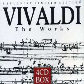 Exclusive Limited Edition - Vivaldi The Works