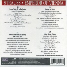 Exclusive Limited Edition - Strauss Emperor Of Vienna