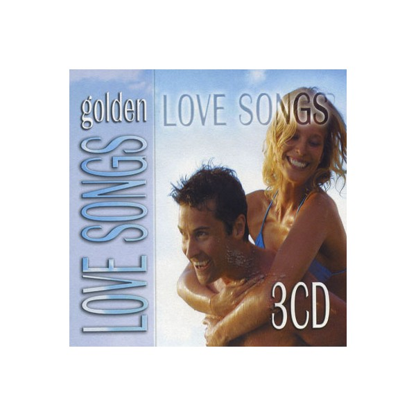 Golden Love Songs - Golden Love Songs 3 Cd