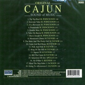 Sound Of Music - Original Cajun