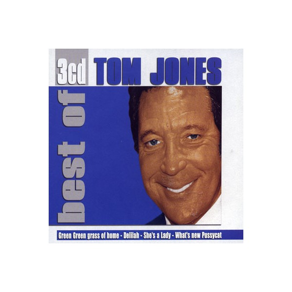 Tom Jones - The Best Of Tom Jones 3 Cd