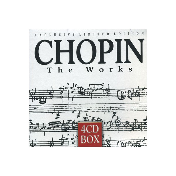 Exclusive Limited Edition - Chopin The Works