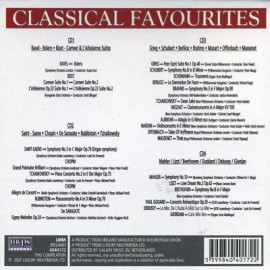 Exclusive Limited Edition - Classical Favourites