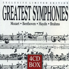 Exclusive Limited Edition - Greatest Symphoneies