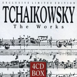 Exclusive Limited Edition - Tchaikowsky The Works