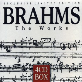 Exclusive Limited Edition - Brahms The Works
