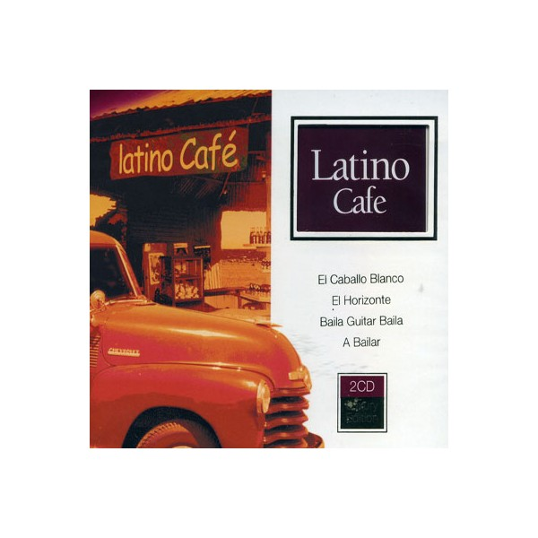 Varios Artists - Latino Cafe