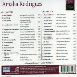 Varios Artists - Amalia Rodriques