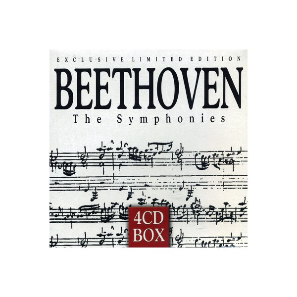 Exclusive Limited Edition - Beethoven The Symphonies