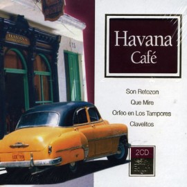 Varios Artists - Havana Café