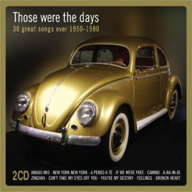 Various Artists - Those Were The Days (2 CD)