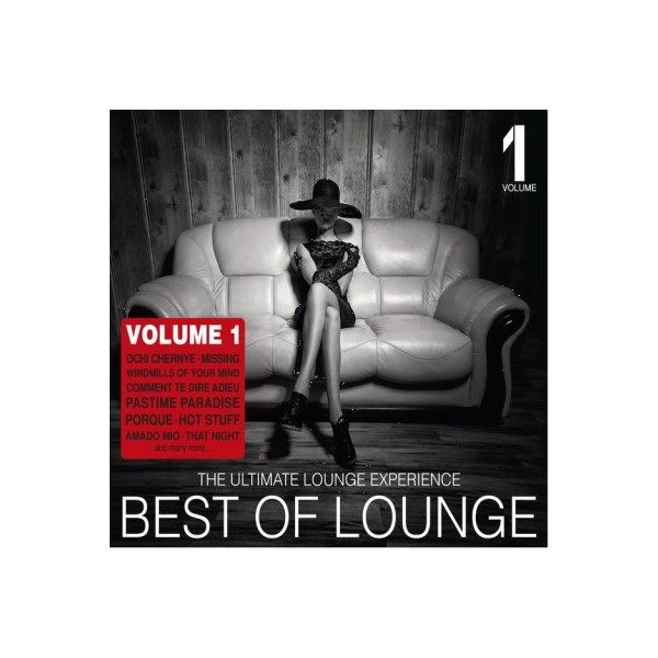 Best Of Lounge  - Vol.1 The Ultimate Lounge Experience