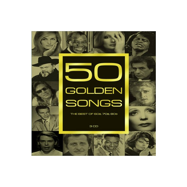 50 Golden Songs - 50 Golden Songs