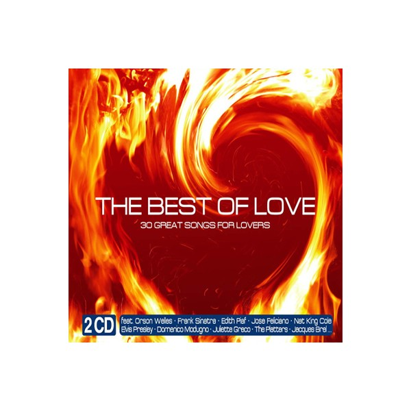 The Best Of Love - 30 Great Songs For Lovers