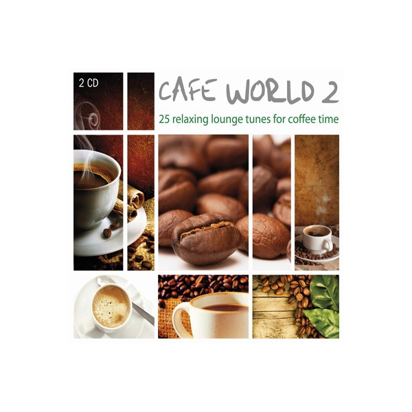 Cafe World - Cafe World 2