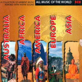All Music Of The World - 3 CD Box