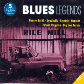 Blues Legends - 5 CD Box